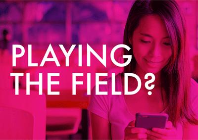 social media marketing playing the field